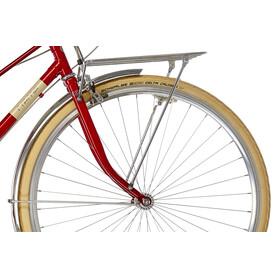Creme Caferacer Solo Citycykel Dam röd